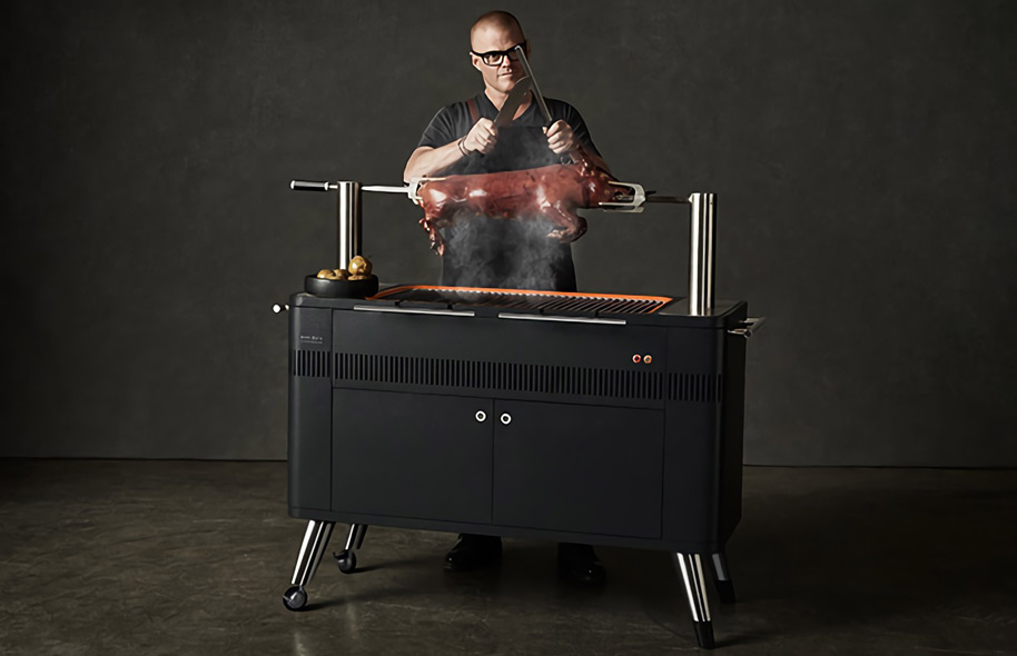 Everdure Grills by Heston Blumenthal