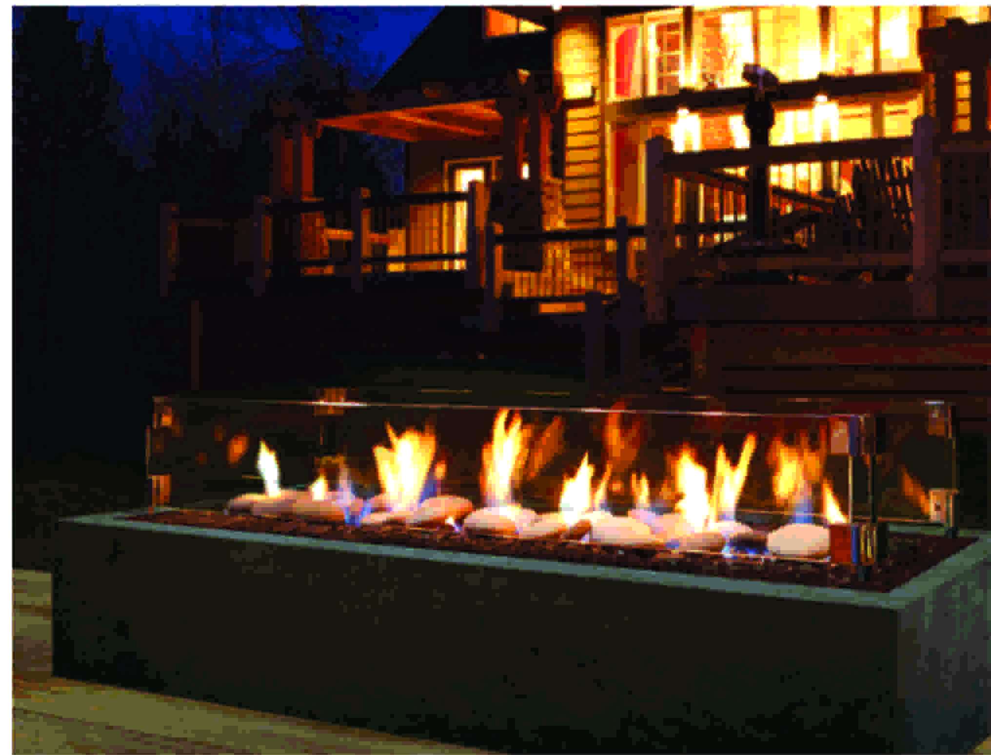 BJC burner 1 Top Result 50 Awesome Pre Made Outdoor Fireplace
