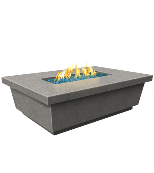 Contempo Rectangle Firetable1