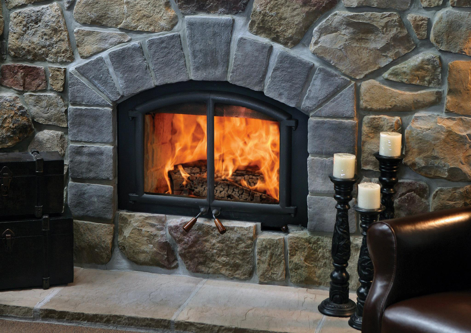 led p electric no with in mounted remote fire northwest fireplaces ice black heat and fireplace wall