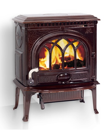 jotul F3CB brown