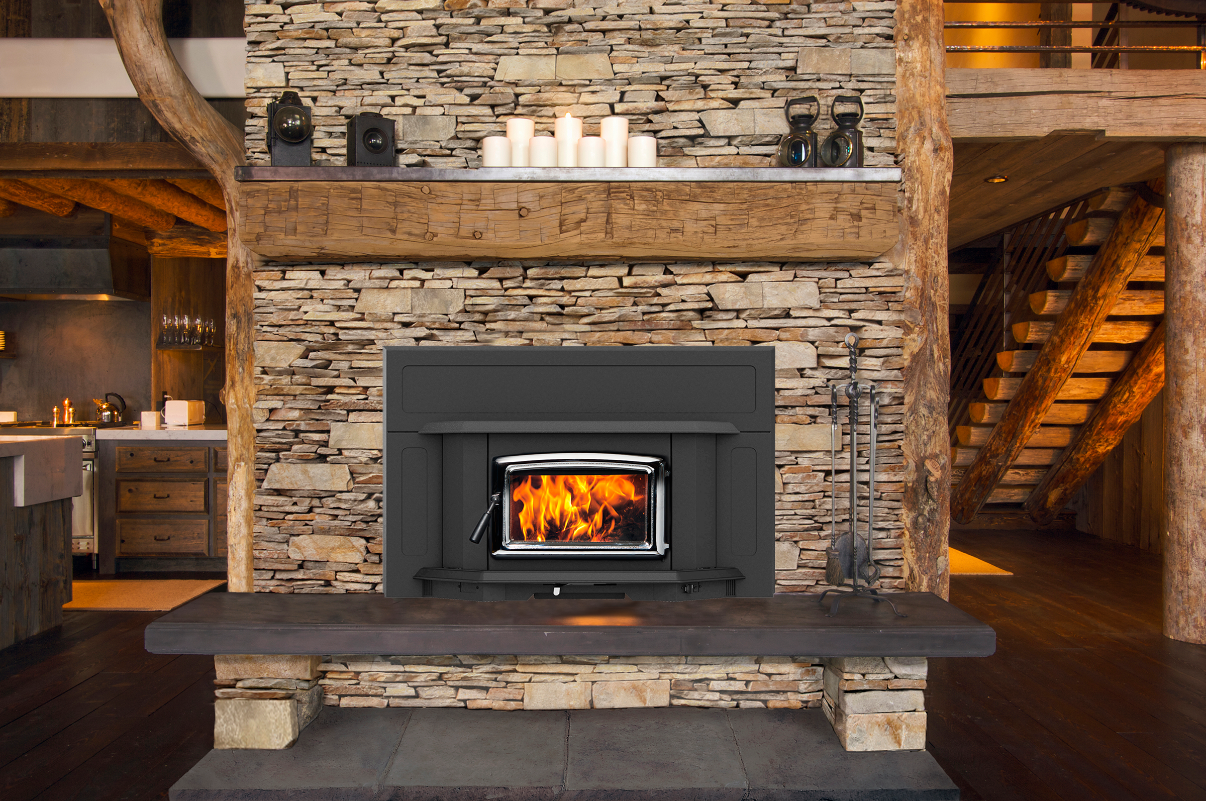 Pacific Energy Summit Insert Northwest Stoves