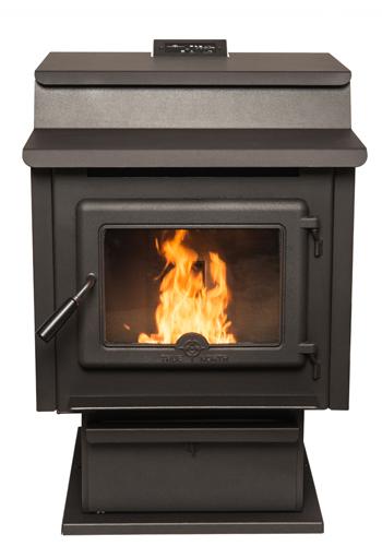 Pellet stoves inserts northwest stoves - Pellet stoves clean comfort ...